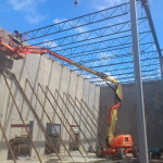 Structural Steel Fabrication Richmond, Mitchel Island