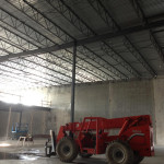 structural steel erection equipment