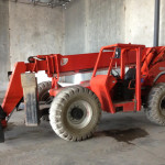 structural steel erection equipment