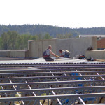Structural steel fabrication and erection in Fort McMurray, Alberta