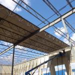 Rosh Metal delivered structural steel to Fort McMurray