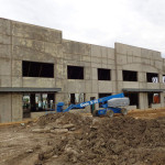 Structural steel fabricated by Rosh Metal for Fort McMurray