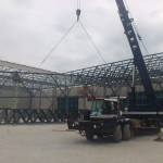large steel fabrications