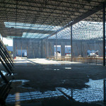 Steel structure fabricators