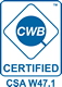 WCB Certification by Canadian Welding Bureau
