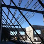 TiltUp Warehouse structural steel Richmond, BC
