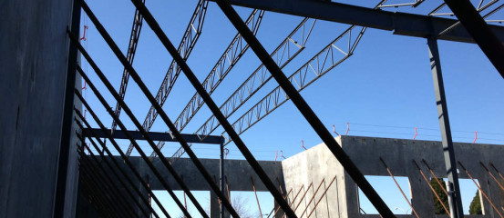 Rosh Metal – Steel Fabrication and Erection for Sherdale Estates, MDM Holdings, Richmond, BC, Canada (ICConcepts)