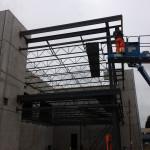 Steel structure fabricators in Canada