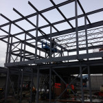 Structural Steel Fabrication for Fortis, BC