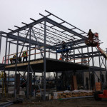 Steel fabricators in North Vancouver, BC