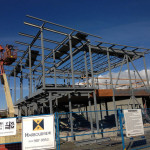 Structural Steel building for Harbourview Projects