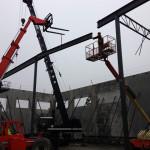Structural steel fabricators and erectors