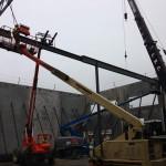 Structural steel fabricators in Richmond