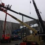 Structural steel fabricators in Surrey