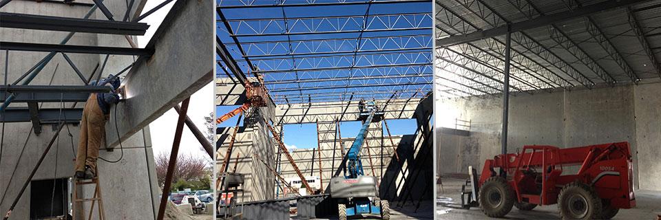 steel erection rosh metal richmond
