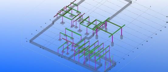 Structural Steel Fabrication for Best Western Hotel, Fort Saskatchewan, Alberta