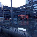 Richmond Structural Steel installation