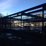 Structural Steel installation in Richmond