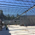 East Newton - Structural Steel