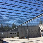 East Newton - Structural Installation