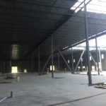 Tilt up warehouse