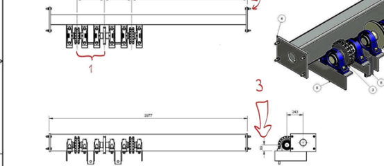 How to Read Structural Steel Fabrication Drawings