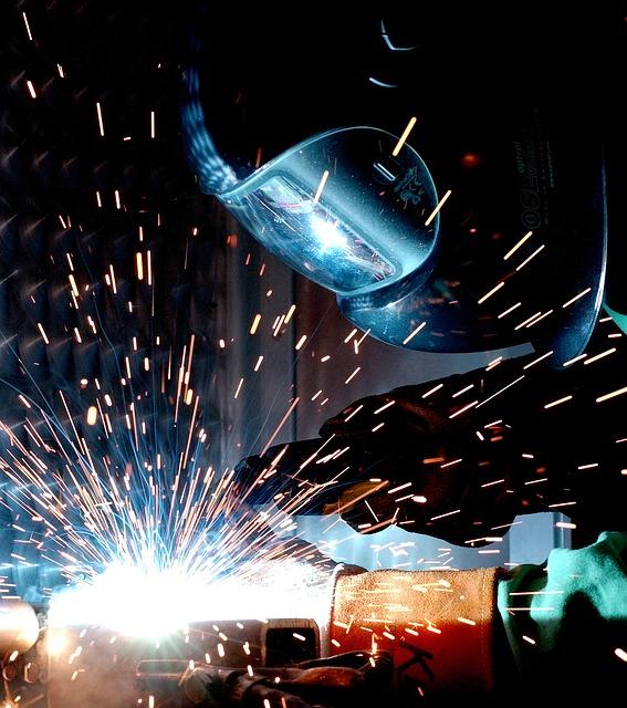 arc welding in Vancouver